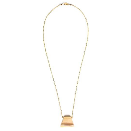 Ankole Geometric Necklace