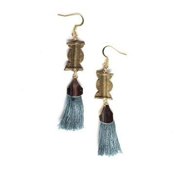 Baule Tassel Earrings