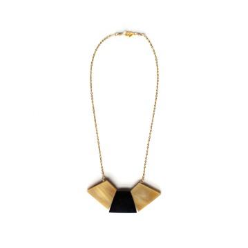 Gold Trapezoid Collar